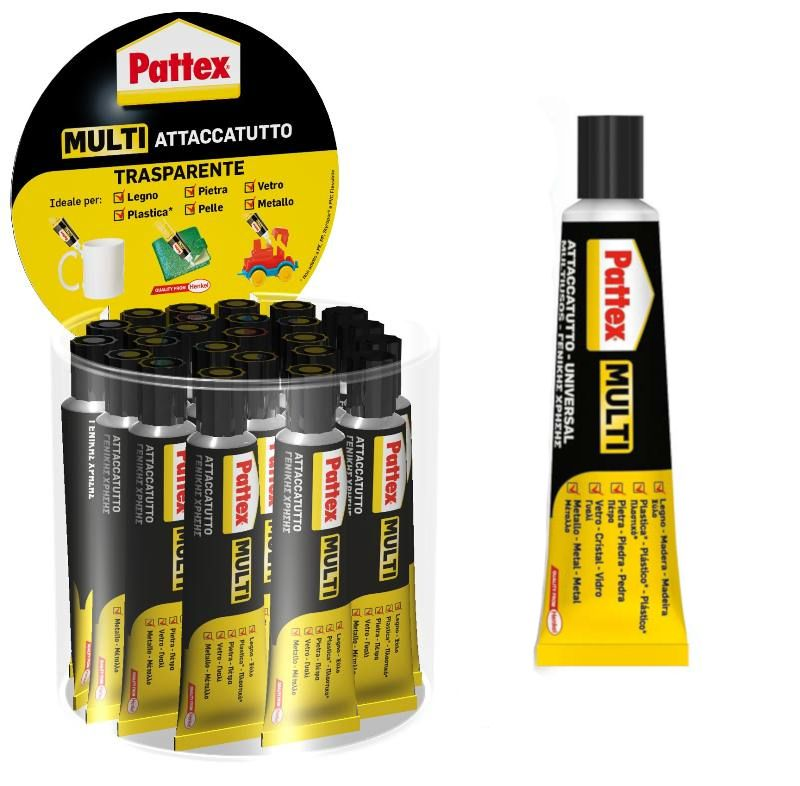 COLLA ATTACCATUTTO 20gr 25pz - PATTTEX