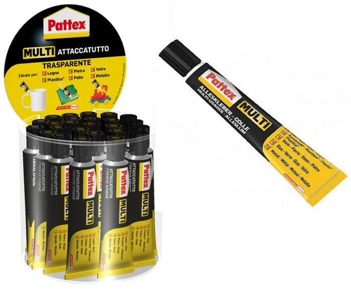 COLLA ATTACCATUTTO 20ml 25pz - PATTEX