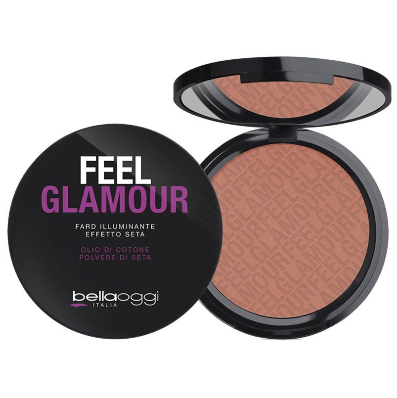 FARD BELLA OGGI FARD 35575 FEEL GLAM 01 INNOCENT 1pz -  C4